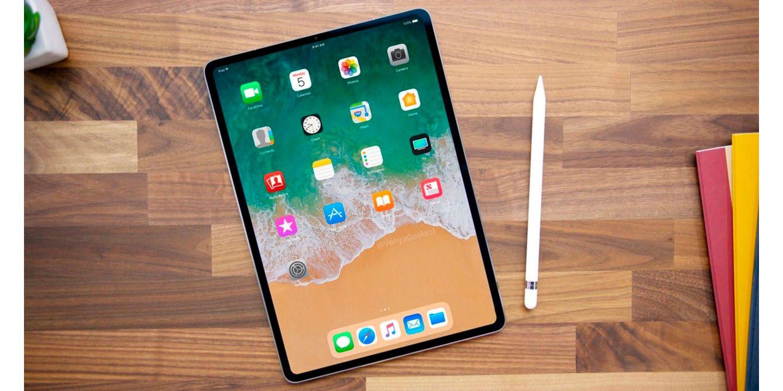 Новые iPad Pro 2018 года станут самыми тонкими планшетами Apple