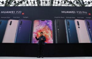 Huawei планирует стать первым производителем гнущихся смартфонов