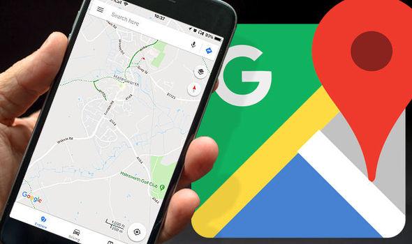 Google Maps позволит узнать заряд смартфонов друзей