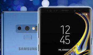 Видео Galaxy Note 9 случайно слили в сеть за неделю до презентации