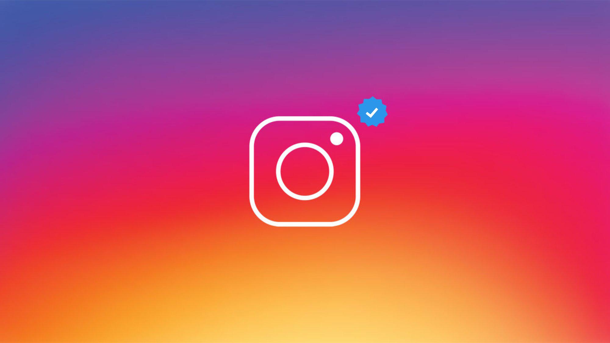 Как получить галочку верификации в Instagram официально?