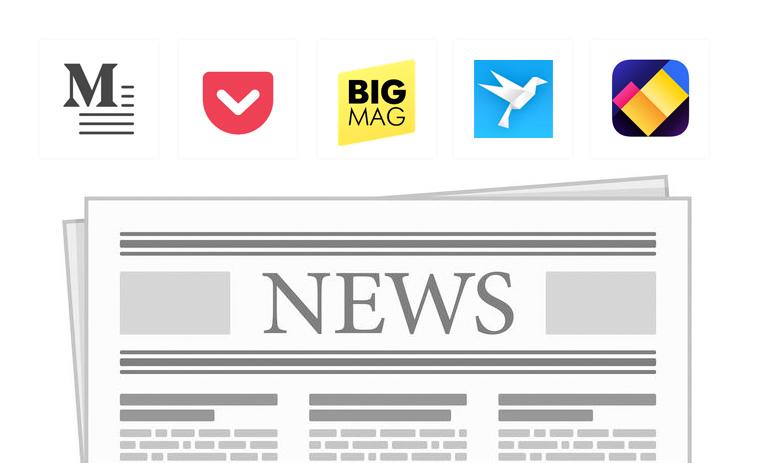 5 лучших приложений для чтения статей и новостей на Android и iOS
