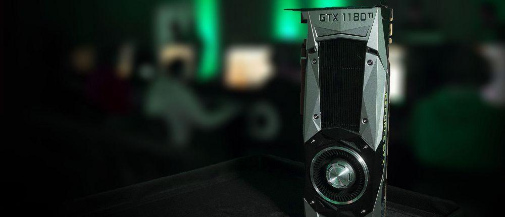 Стала известна дата выхода новых видеокарт NVIDIA GeForce GTX 1180
