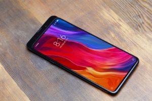 Xiaomi Mi Mix 3 показали официально до презентации