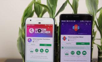 10 лучших Android лаунчеров
