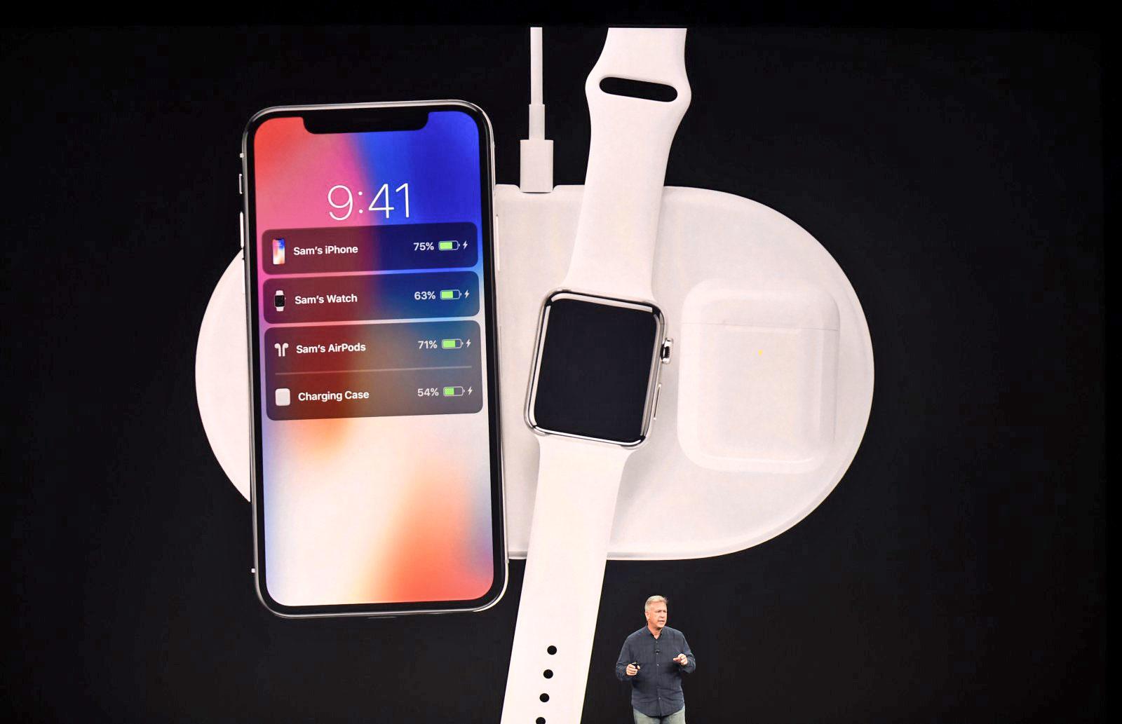 Упоминание AirPower обнаружили в инструкции к новым iPhone XS и XS Max
