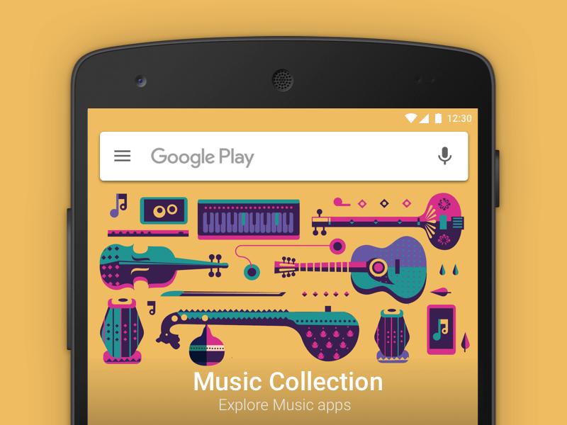 10 плееров для прослушивания музыки для Android