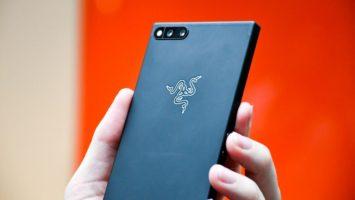 Razer Phone 2 засветился в Antutu с 512 Гб памятью
