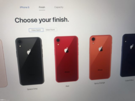 iPhone 9 появился на сайте apple.com за несколько дней до анонса