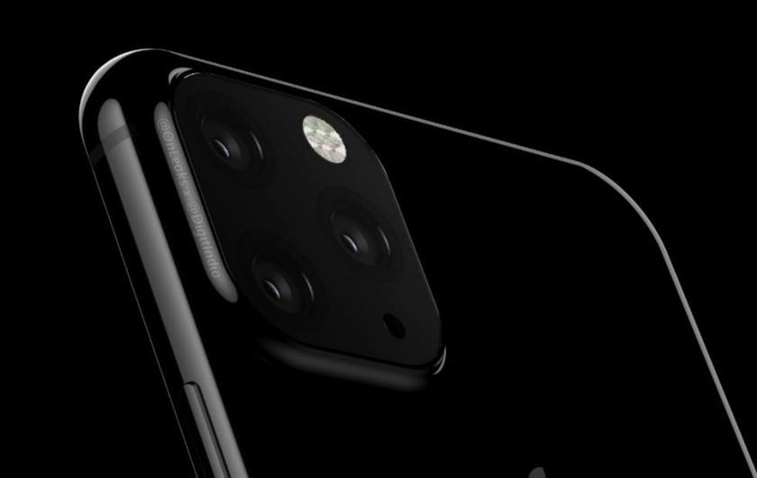 В 2019 году выйдет iPhone с тройной камерой