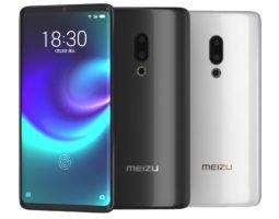 Представлен Meizu Zero – монолитный смартфон без разъемов, кнопок и SIM-карты