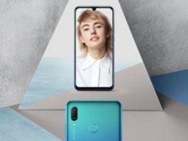 Huawei P smart 2019 – новый смартфон с ценой