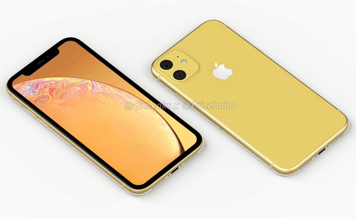 Каким же будет iPhone 11R?
