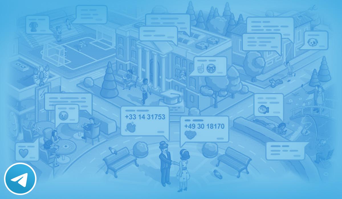 В Telegram появился поиск чатов поблизости. Как создать геочат?