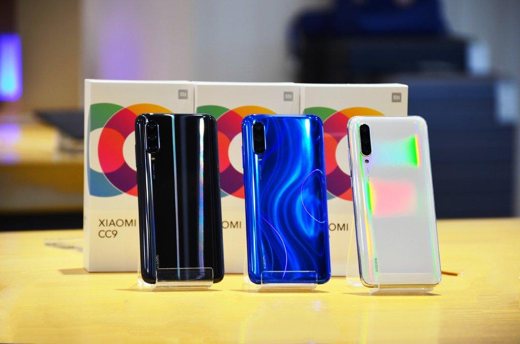 Новая линейка Xiaomi Mi CC9 официально представлена