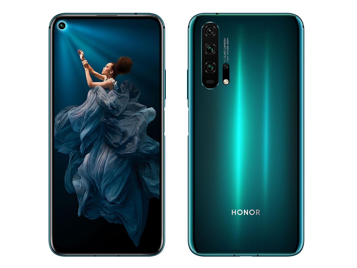 Honor 20 Pro официально пришел в Россию