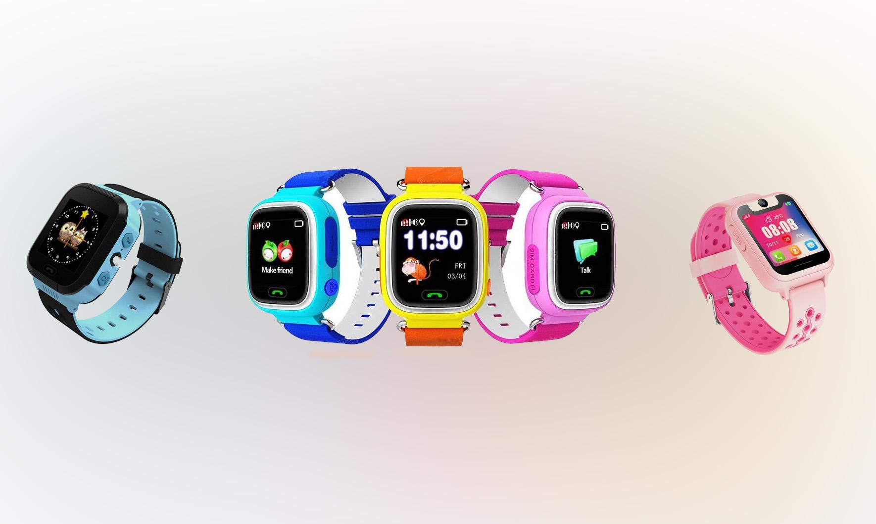 Как выбрать умные часы для ребёнка