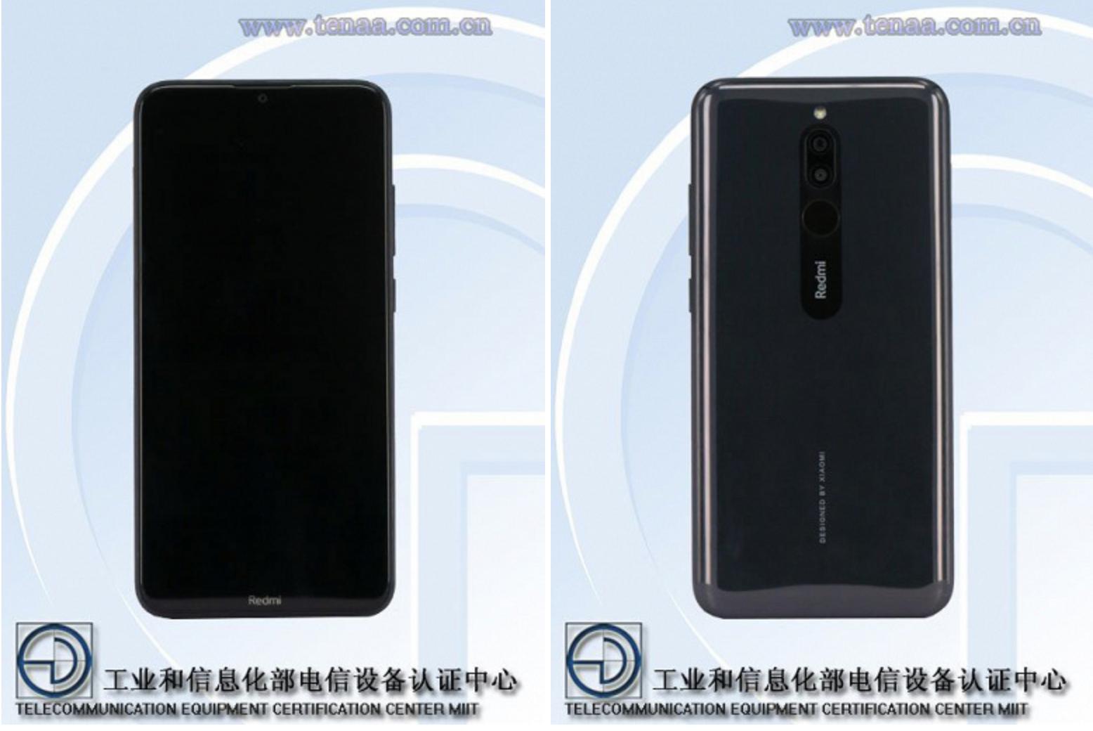 Redmi Note 8 показали на качественных рендерах