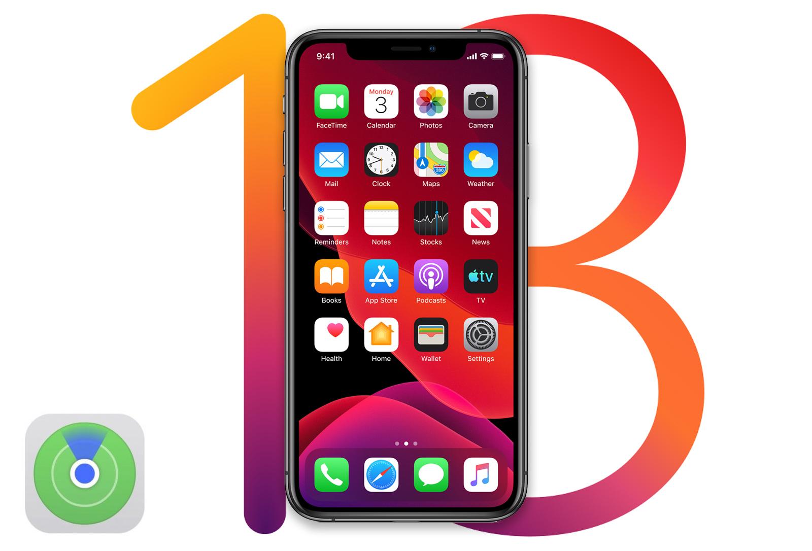 Как найти iPhone в iOS 13: новый способ через приложение «Локатор»