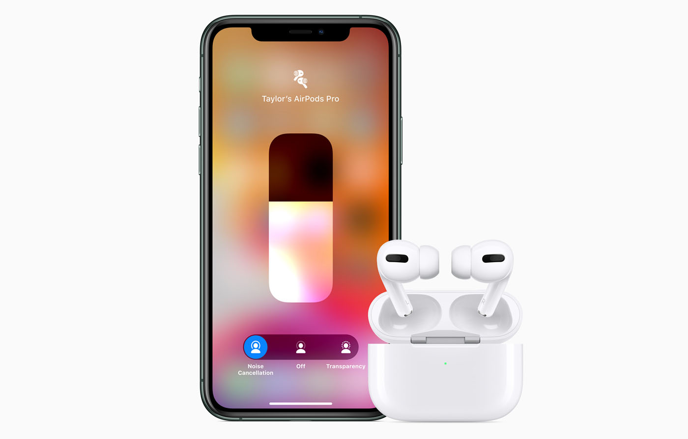 AirPods Pro от Apple с активным шумодавом представили официально